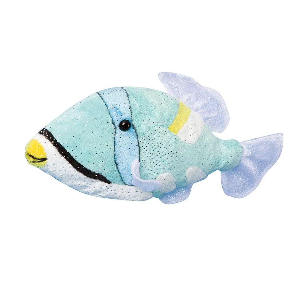 Cuddle Toys 3734 Painter Trigger Fish