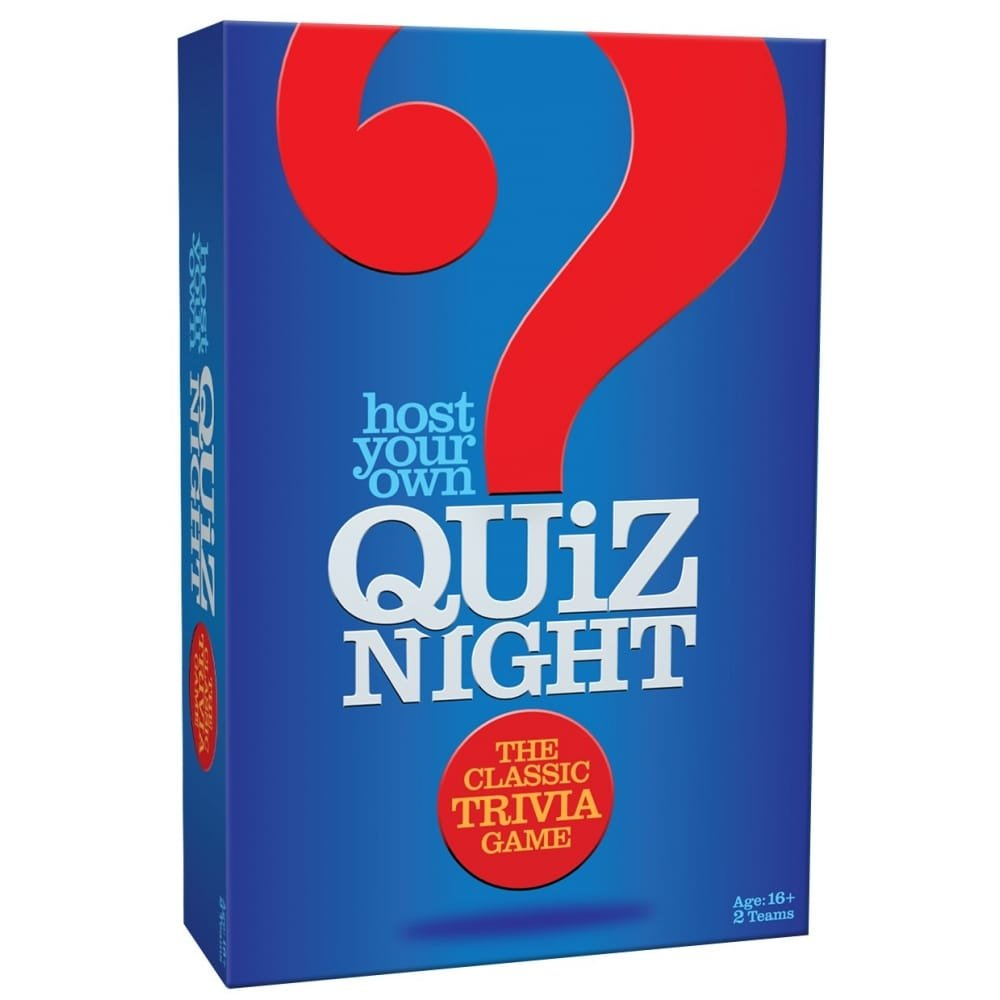 Cheatwell Games 14500 Host Your Own Quiz Night Game