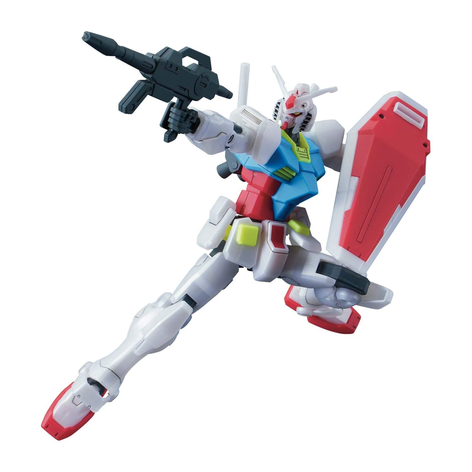 Bandai Hobby Gundam Build Divers Action Figure, White