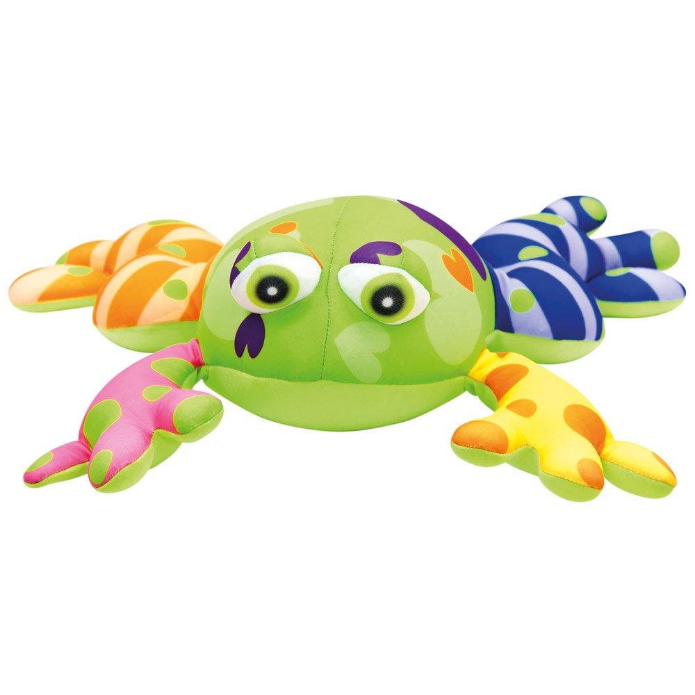 Bino 1 33030″ Frog Doll, Multicolour, 32 x 34 cm
