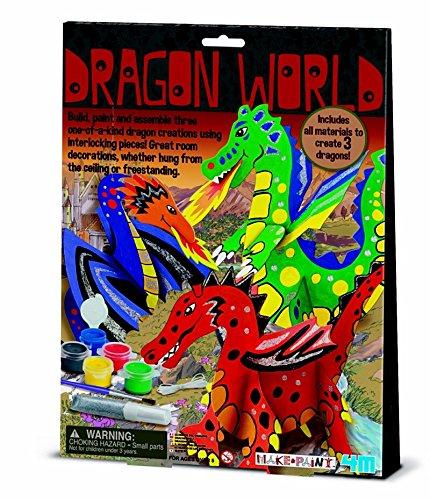 4M Dragon World