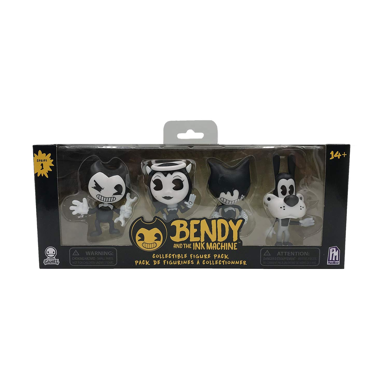 Bendy and The Ink Machine Collectible Figure Pack
