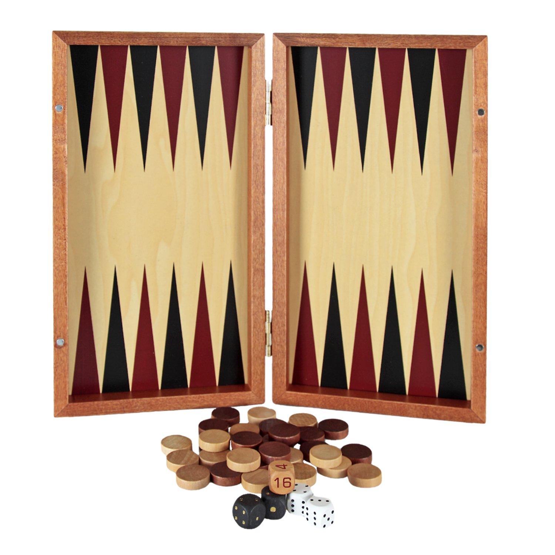 Aquamarine Games–Backgammon Travel (compudid sg1019)