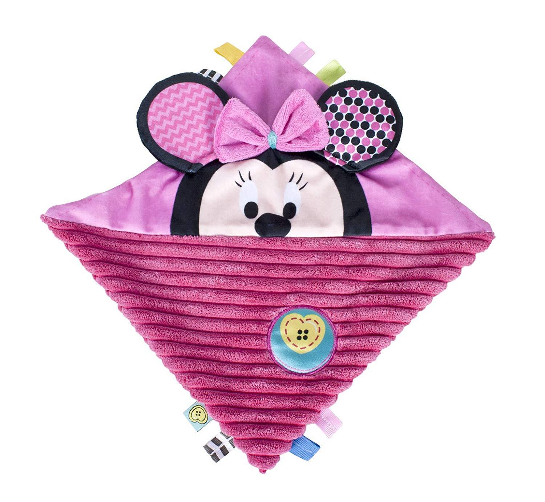 Famous Softies Comforter Blanket–Disney Baby minnie