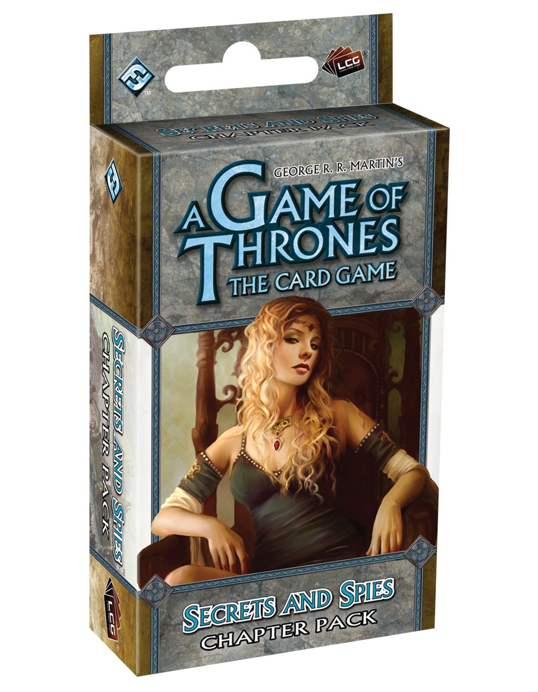 A Game of Thrones Secrets and Spies Chapter Pack Revised