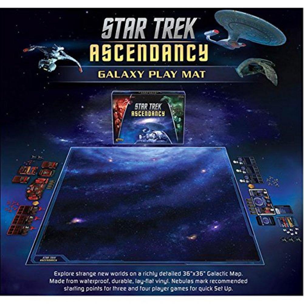 Star Trek GF9ST004 Ascendancy Play Mat Board Game