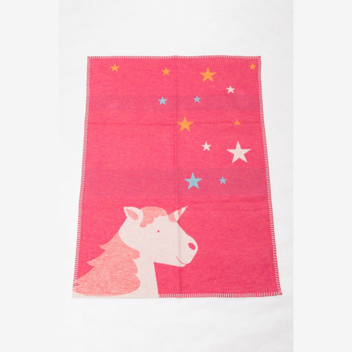 DaviDFussenegger Lili Unicorn 66361279 Baby and Children's Blanket 7 Multi-Coloured