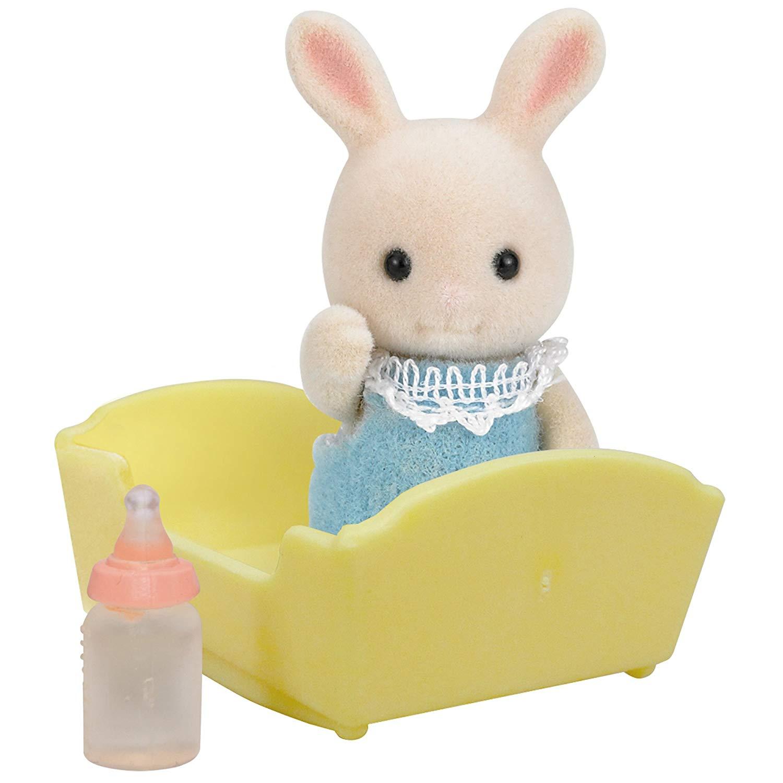 Sylvanian Families – Milk Rabbit Baby