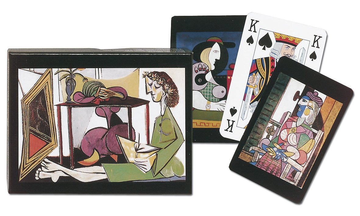 Piatnik Toulouse Lautrec Playing Cards (Double Deck)