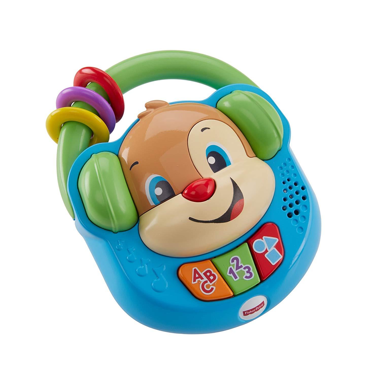 Fisher-Price Mattel FPV05 Fun Learning Music Player