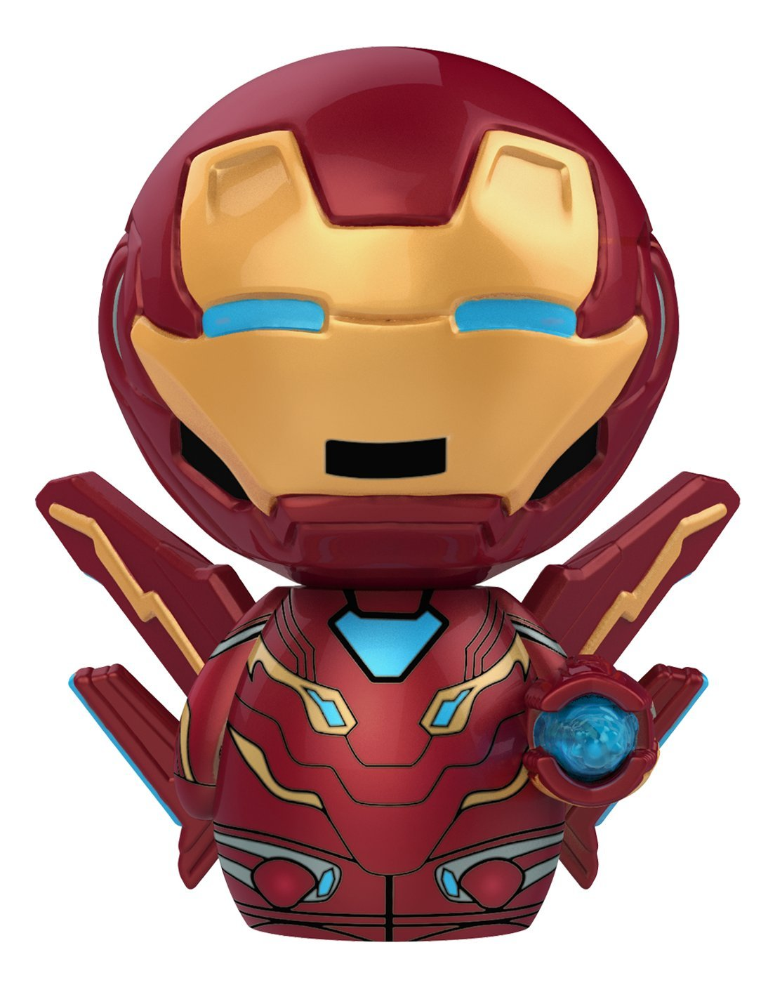 Avengers Infinity War 27383 Dorbz Marvel Iron Man with Wings Figure, Multi Colour