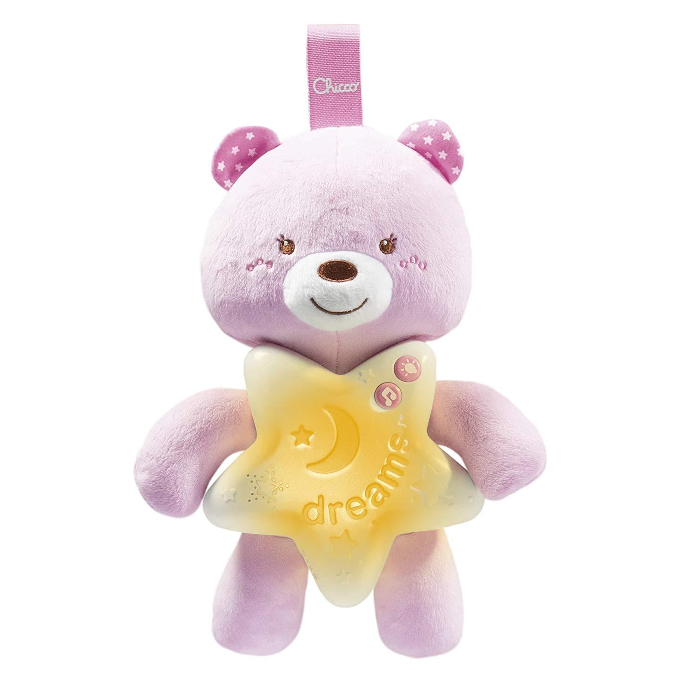 Chicco 00009156100000Gute Nacht Bärchen, Pink
