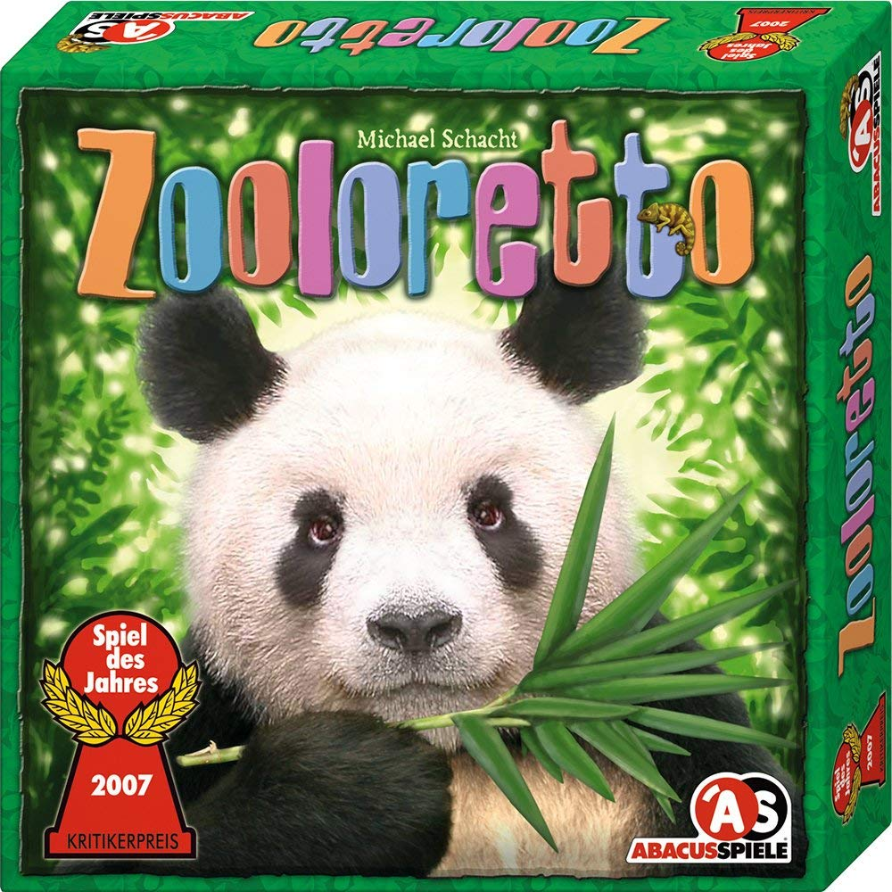 "Abacus Spiele 3071 ""Zooloretto"" Boardgame"