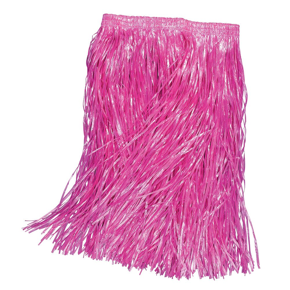 Adults Fancy Hawaiian Beach Summer Party Accessory Stylish Tinsel Grass Skirt