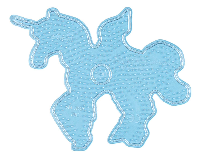 Hama Midi Board Unicorn Transparent, 315tr