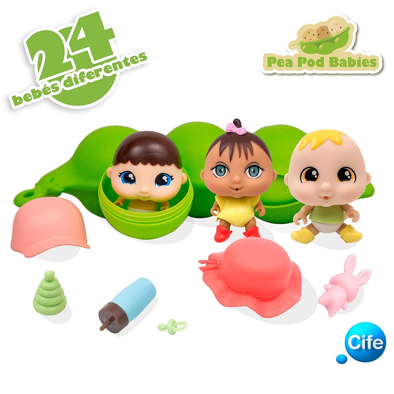 Pea Pod Babies, CIFE 41800