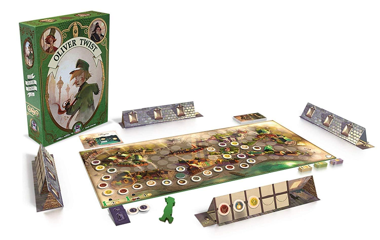 Asmodee Italia Oliver Twist, Table Game, Colour, 8896