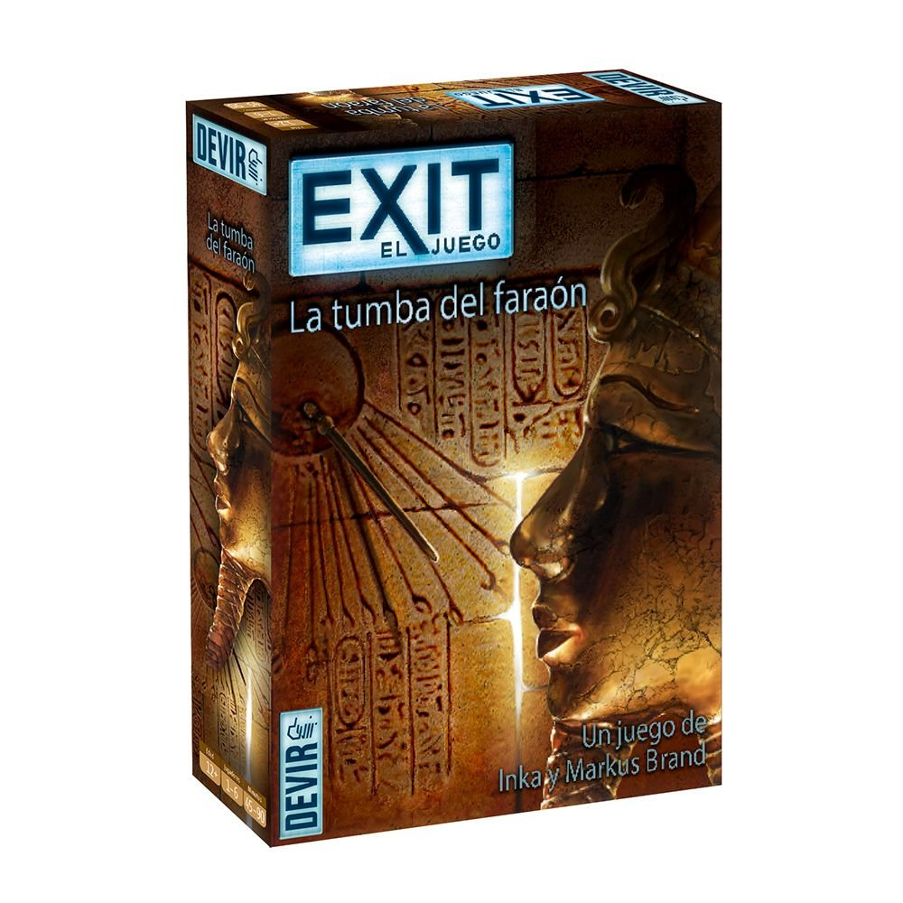 Devir Exit: The Tomb of the Pharaoh (bgexit2)