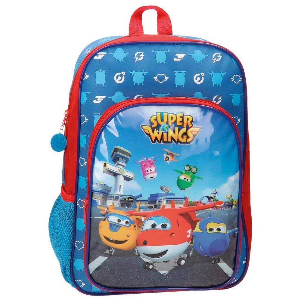 Adaptable backpack Super Wings