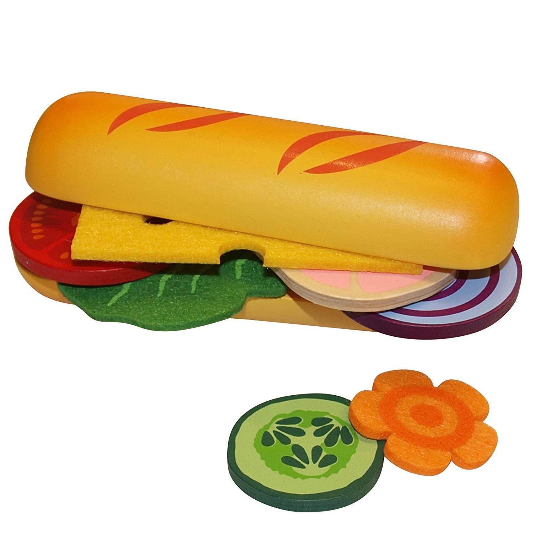 'Beluga Toys 30886Fresh and Yummy Food Bag Baguette