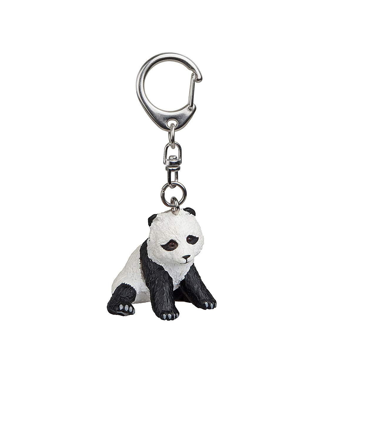 "Papo 02216 ""Sitting Baby Panda Key Ring"