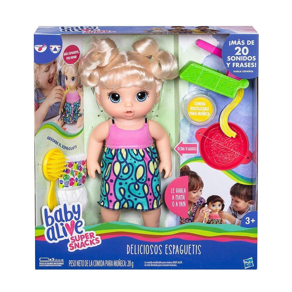 Baby Alive–Doll Food Delicious Spaghetti (Hasbro c0963105)