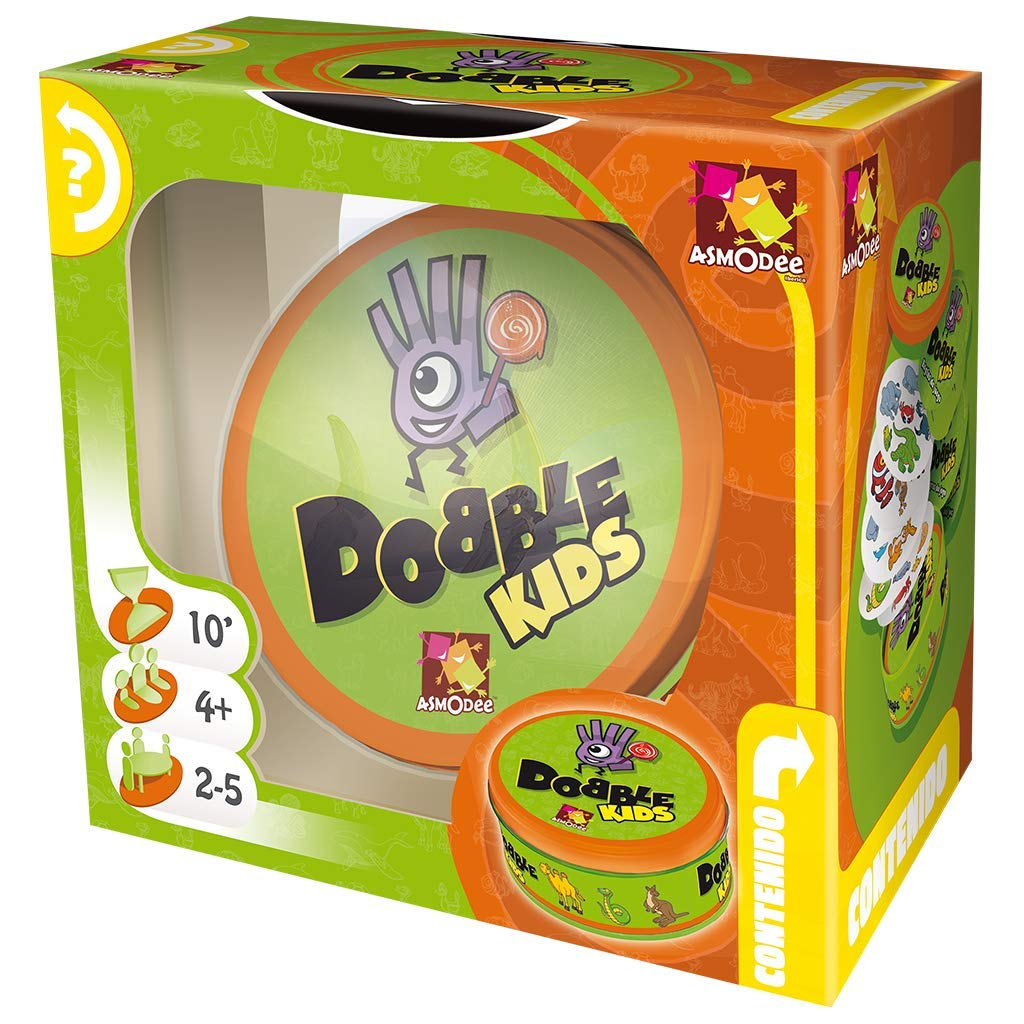 Asmodee Dobble Kids DOKI01ES Board Game