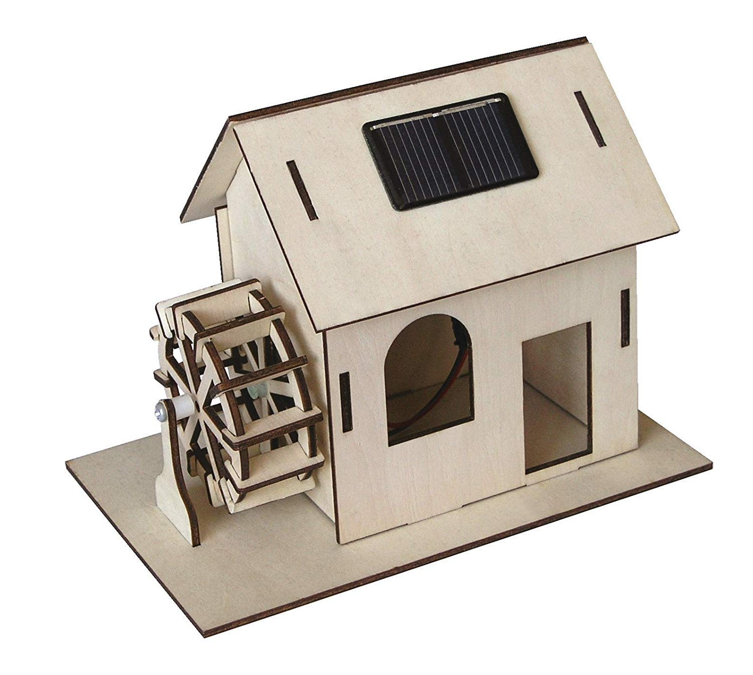 Solar Technology SG4003 Solar Powered Watermill Kit