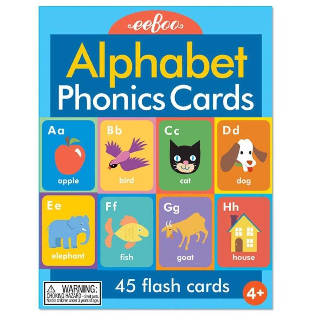 eeBoo–Flash Cards, Alphabet Phonics (flalp)