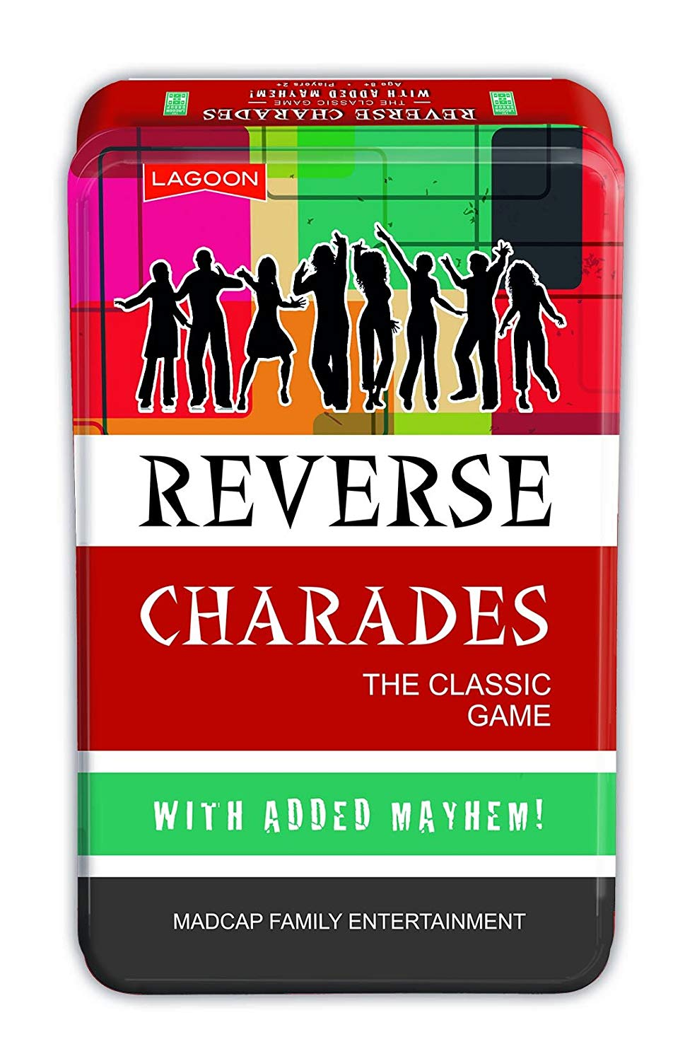 Lagoon Reverse Charades Game