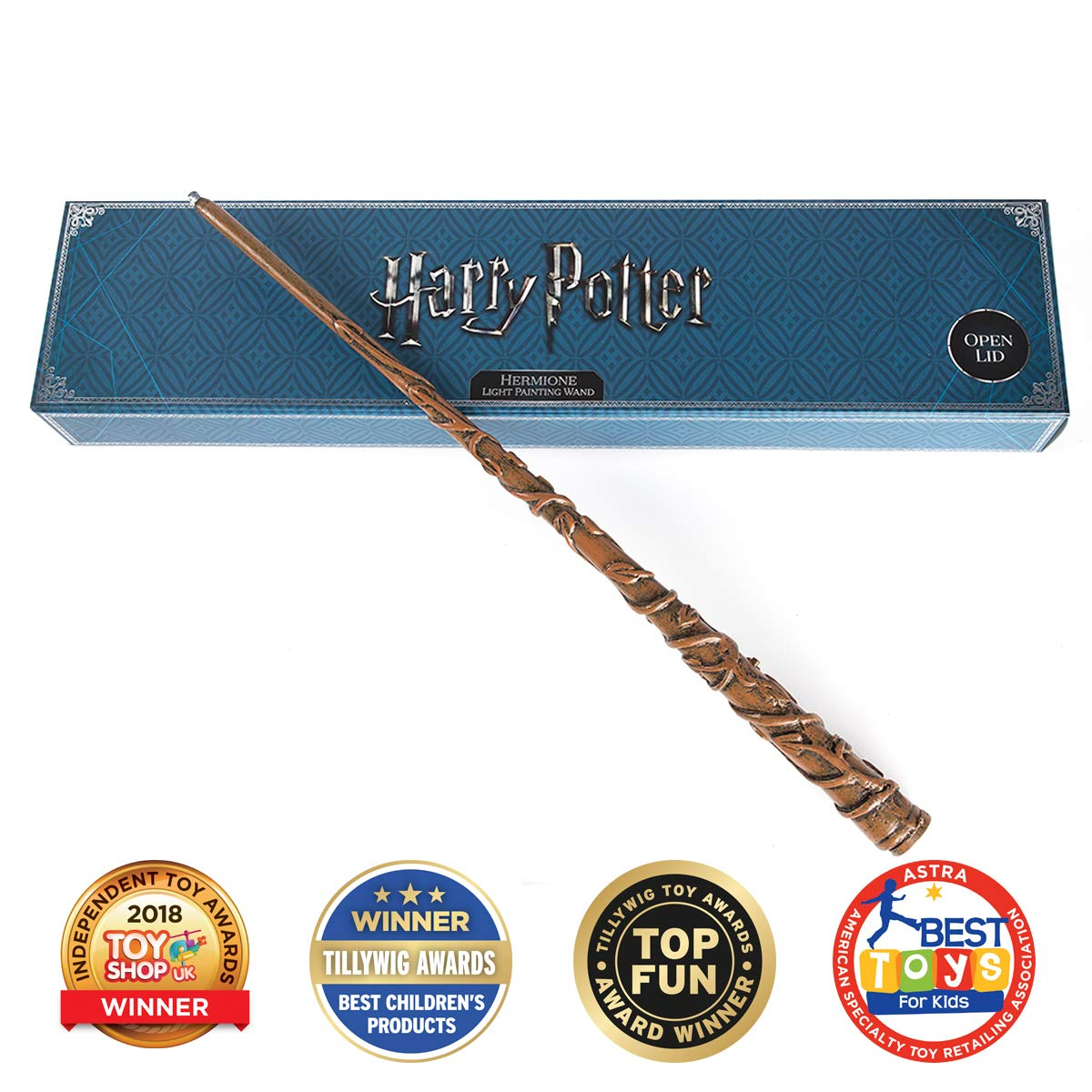 WOW! Stuff Collection Harry Potter – Hermione's Light Painting Wand – Award Winner!