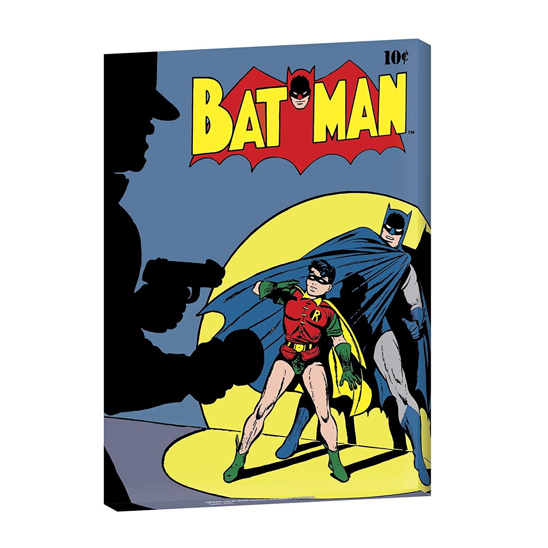 ABYstyle – DC COMICS – Canvas – Batman vintage cover (30×40)