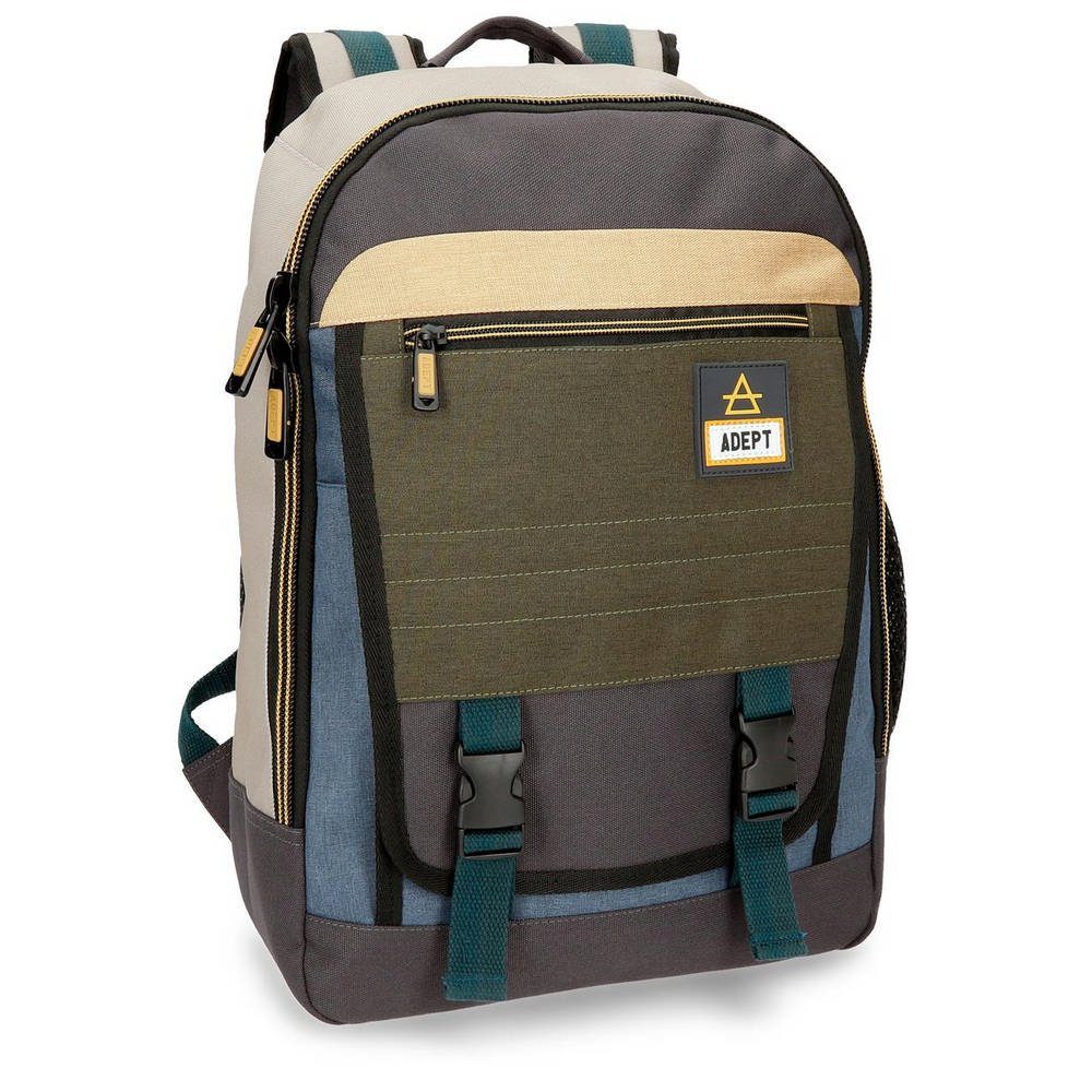 Adept Camper  13,3″ laptop backpack 42 cm, adaptable to trolley