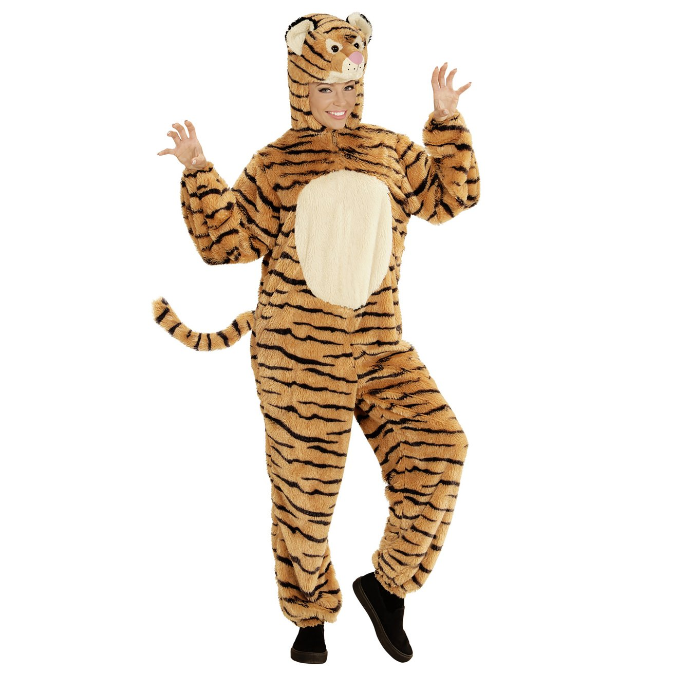 'Widmann 97140Tiger Adult Costume Medium