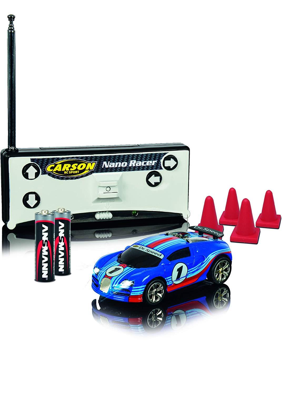 'Carson 5004041131: 60Nano Racer Classic Boss 100% RTR