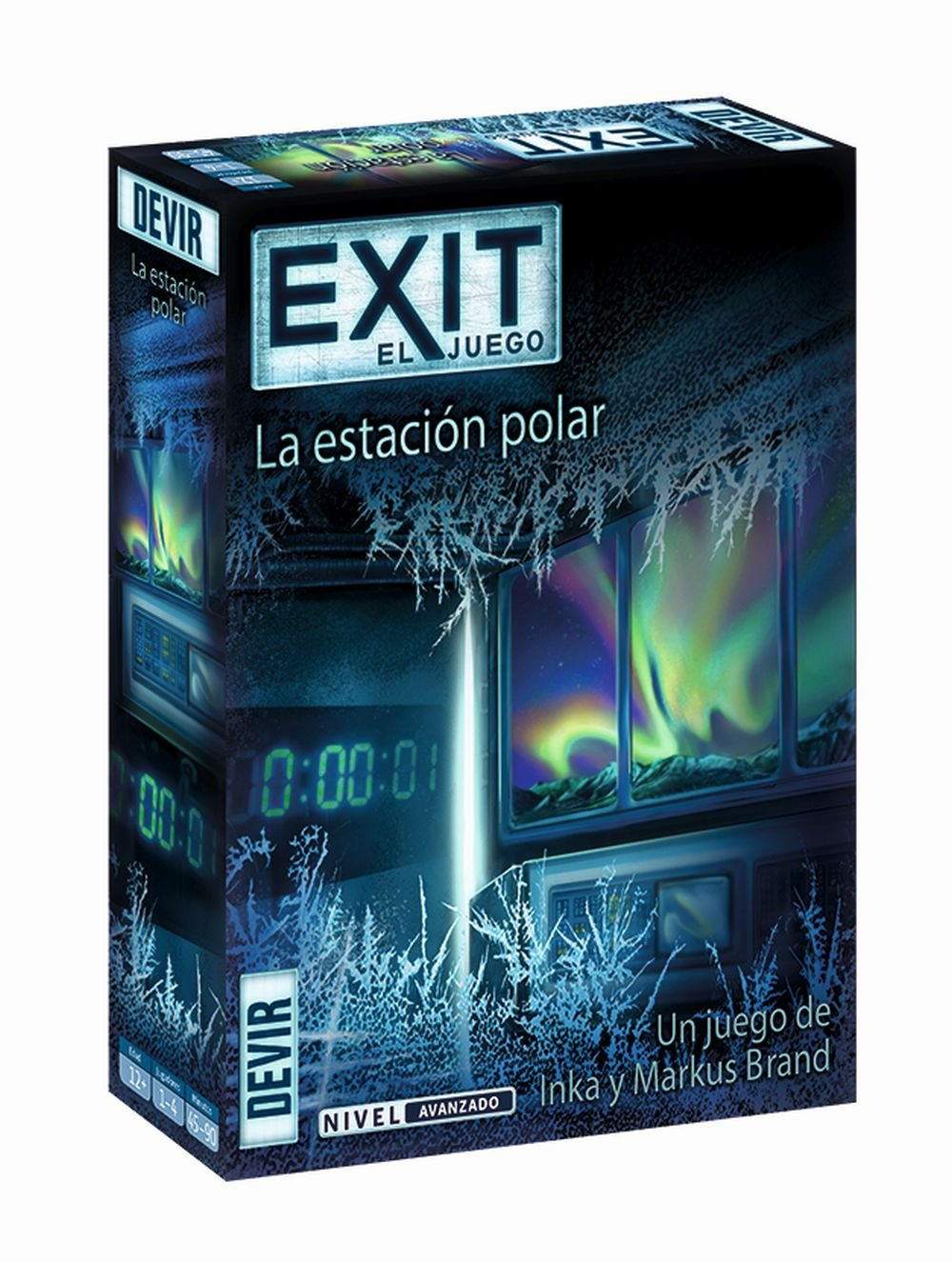 Devir – Exit 6: The Station Polar (Ed. In Spanish, Multi-Colour (Various)