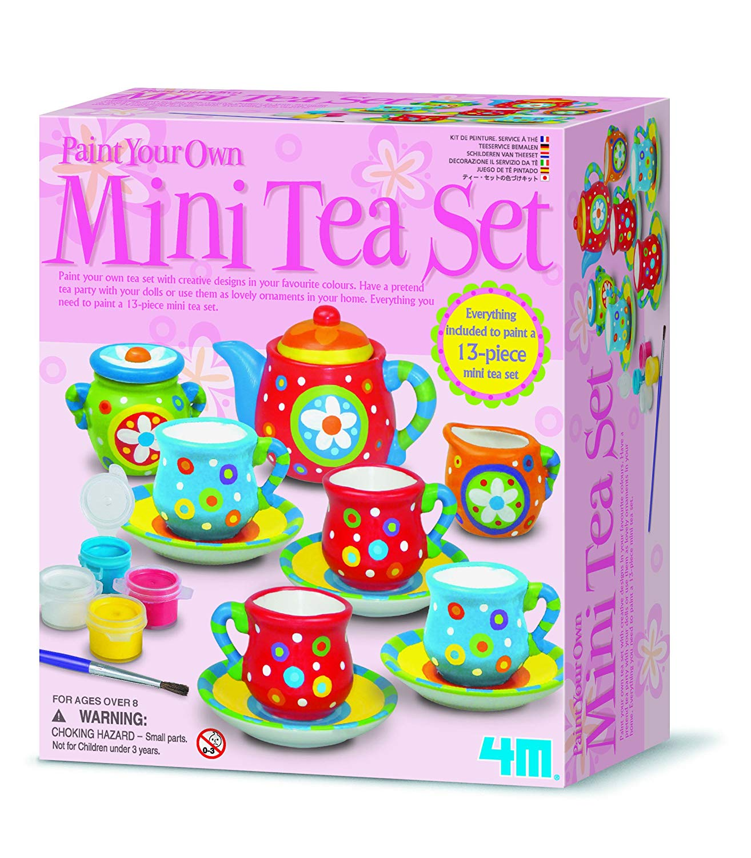 4M Tea Set Painting Kit