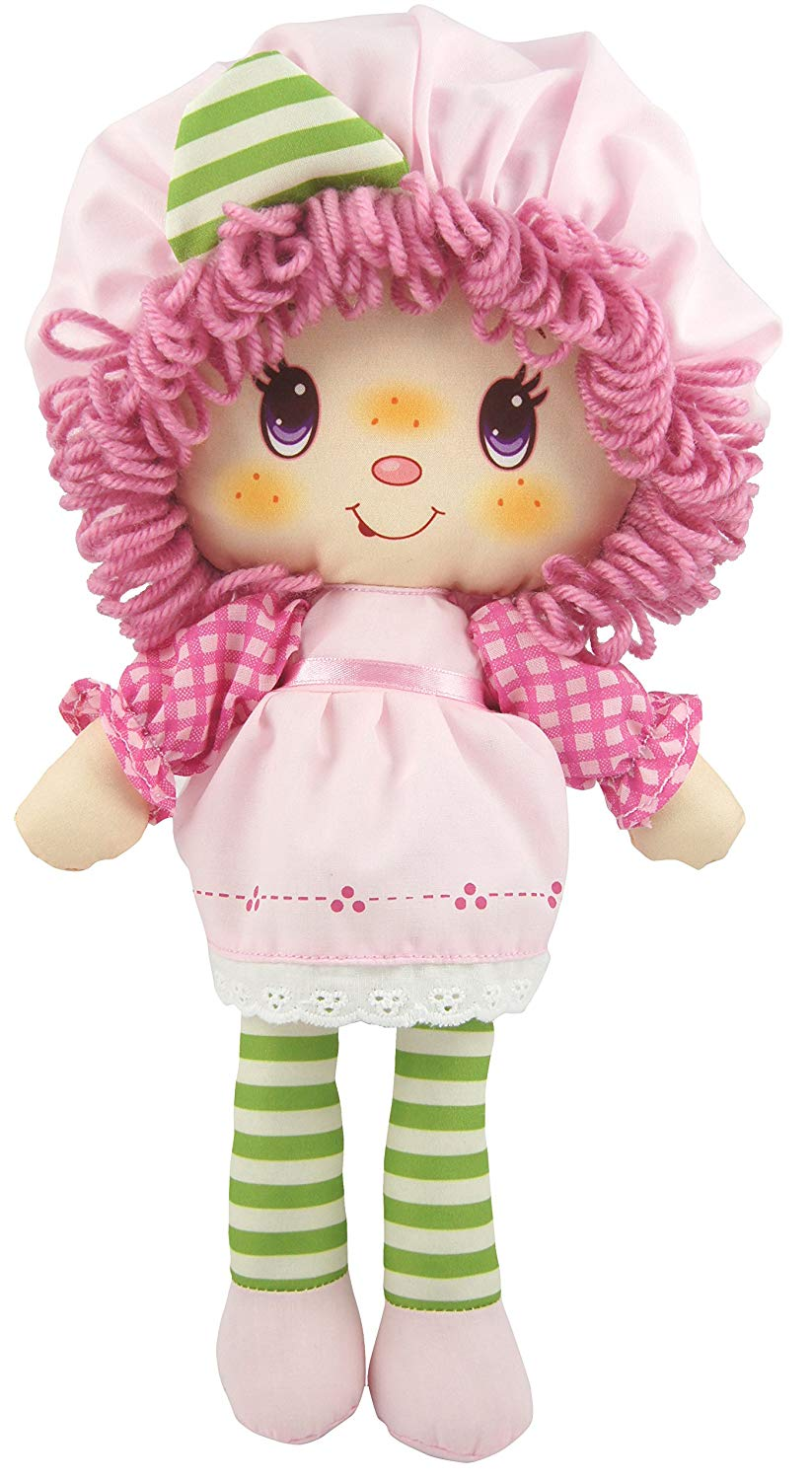 Asmokids – Cloth Doll framboise – Charlotte Foam Strawberry, kkcfsftr
