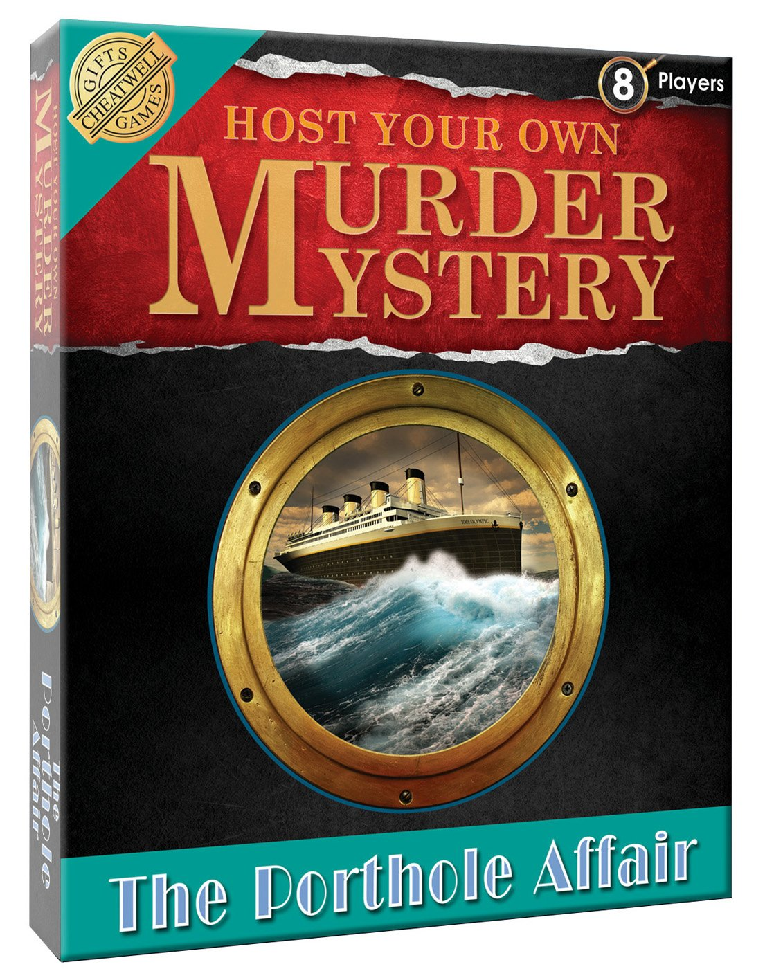 Cheatwell Games – Murder Mystery The Porthole Affair