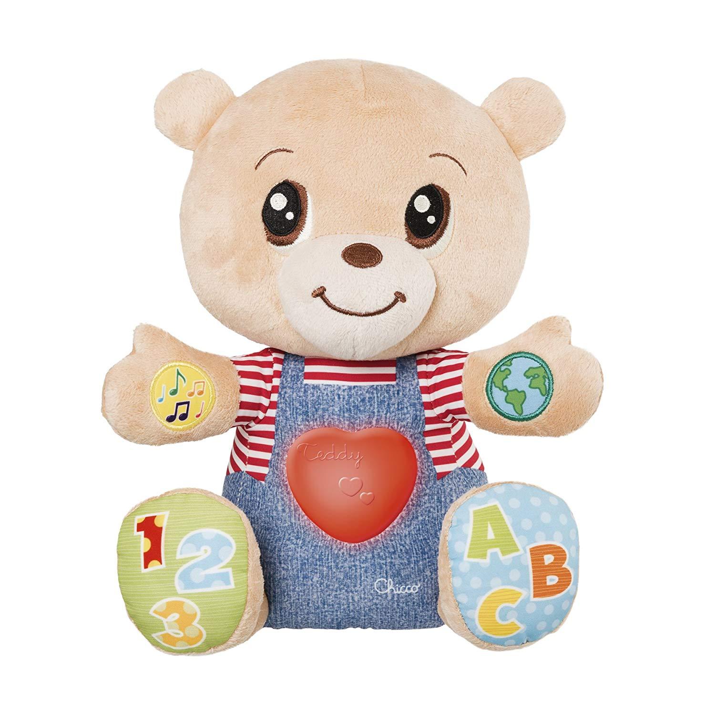 Chicco 00007947000100Teddy The Feeling Bear (D/GB (Beige)