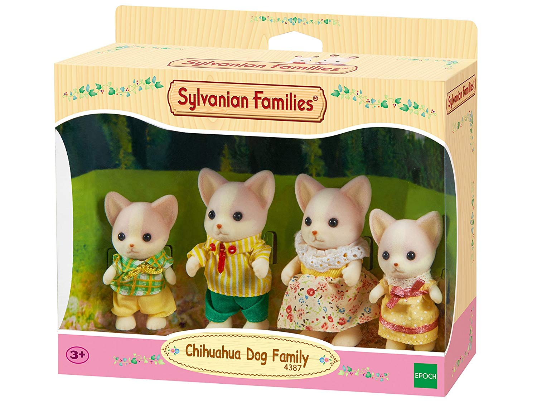 Sylvanian Families – Chihuahua Dog Family