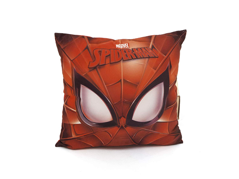 Arditex Spider Cushion, Dark Red, 35 x 35 cm