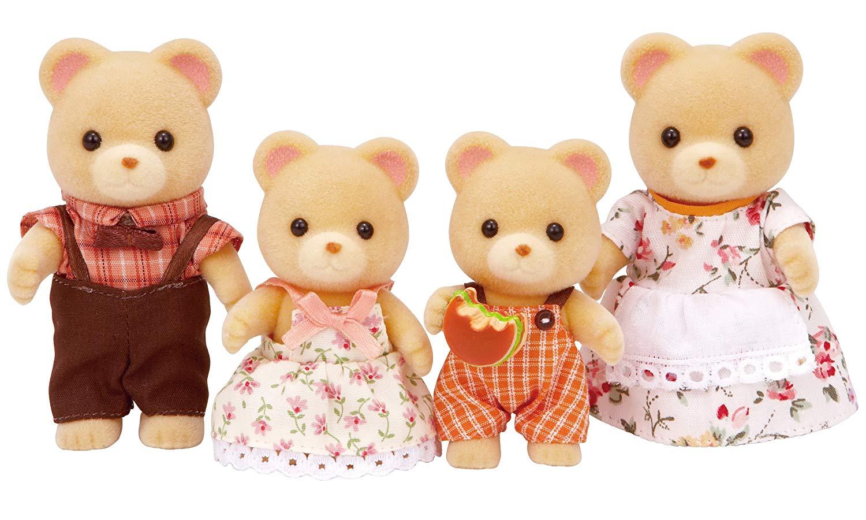 Sylvanian Families – Bear Family