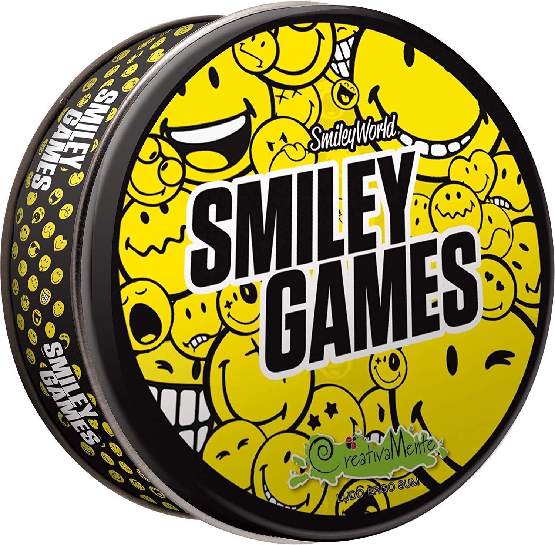 Asmodée Smiley Games, CMSG01FR, Mood Game