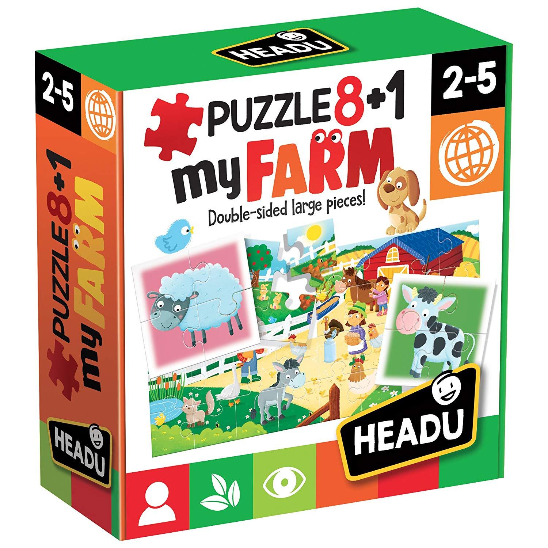 Headu–Puzzle Game, it20867, Multicolor