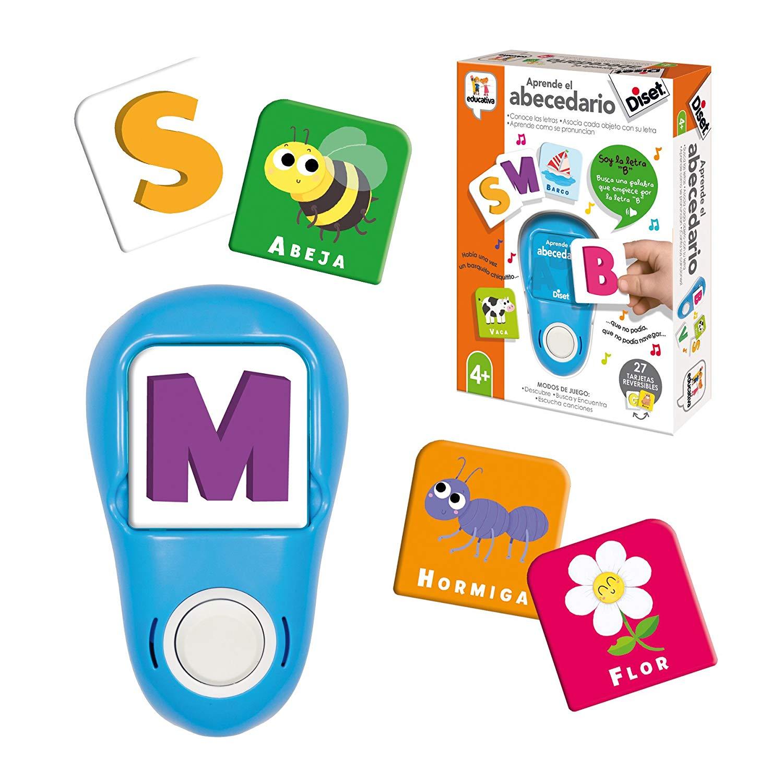 Diset Toy Educational Learn The Alphabet (62321)