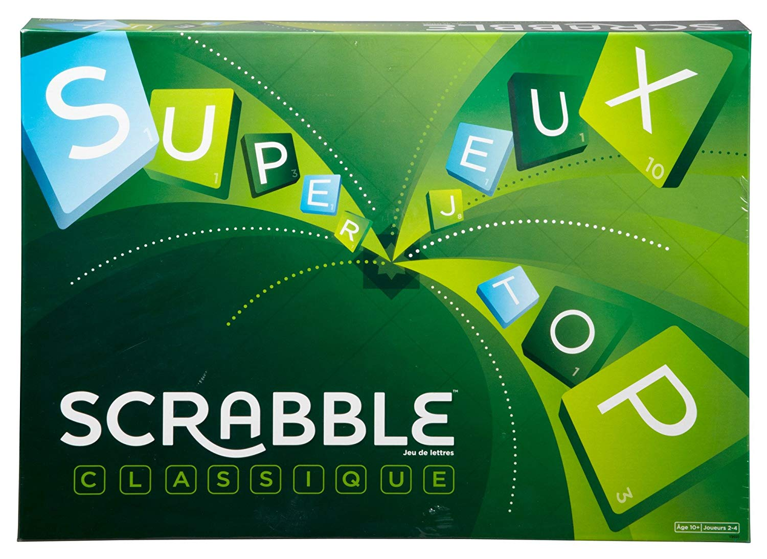 SCRABBLE – Thinking Game