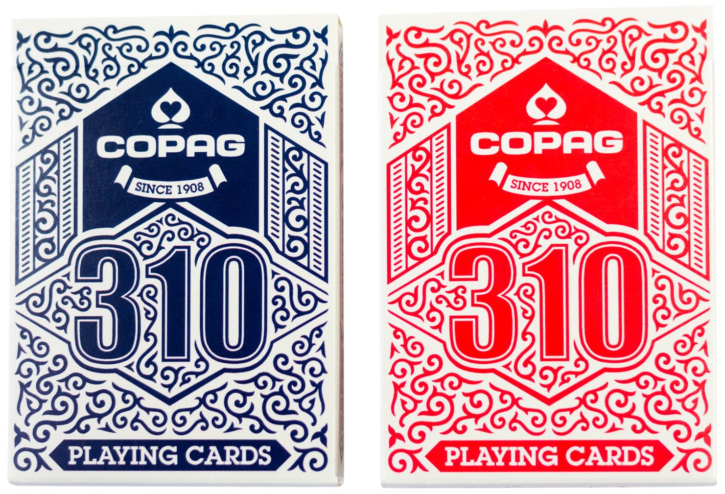 Copag 310 Playing Cards Double Deck
