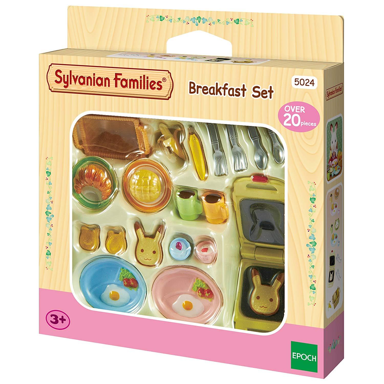 Sylvanian Families – Breakfast Set