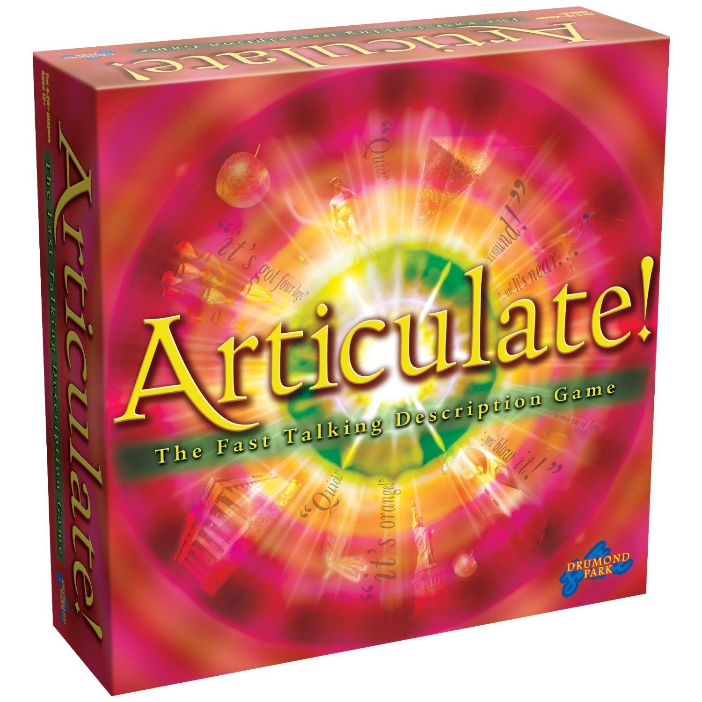 Drumond Park Articulate – The Fast Talking Description Board Game